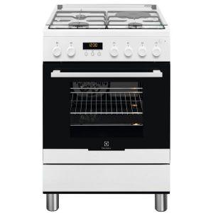 Cuisinière mixte ELECTROLUX - EKM66780OW