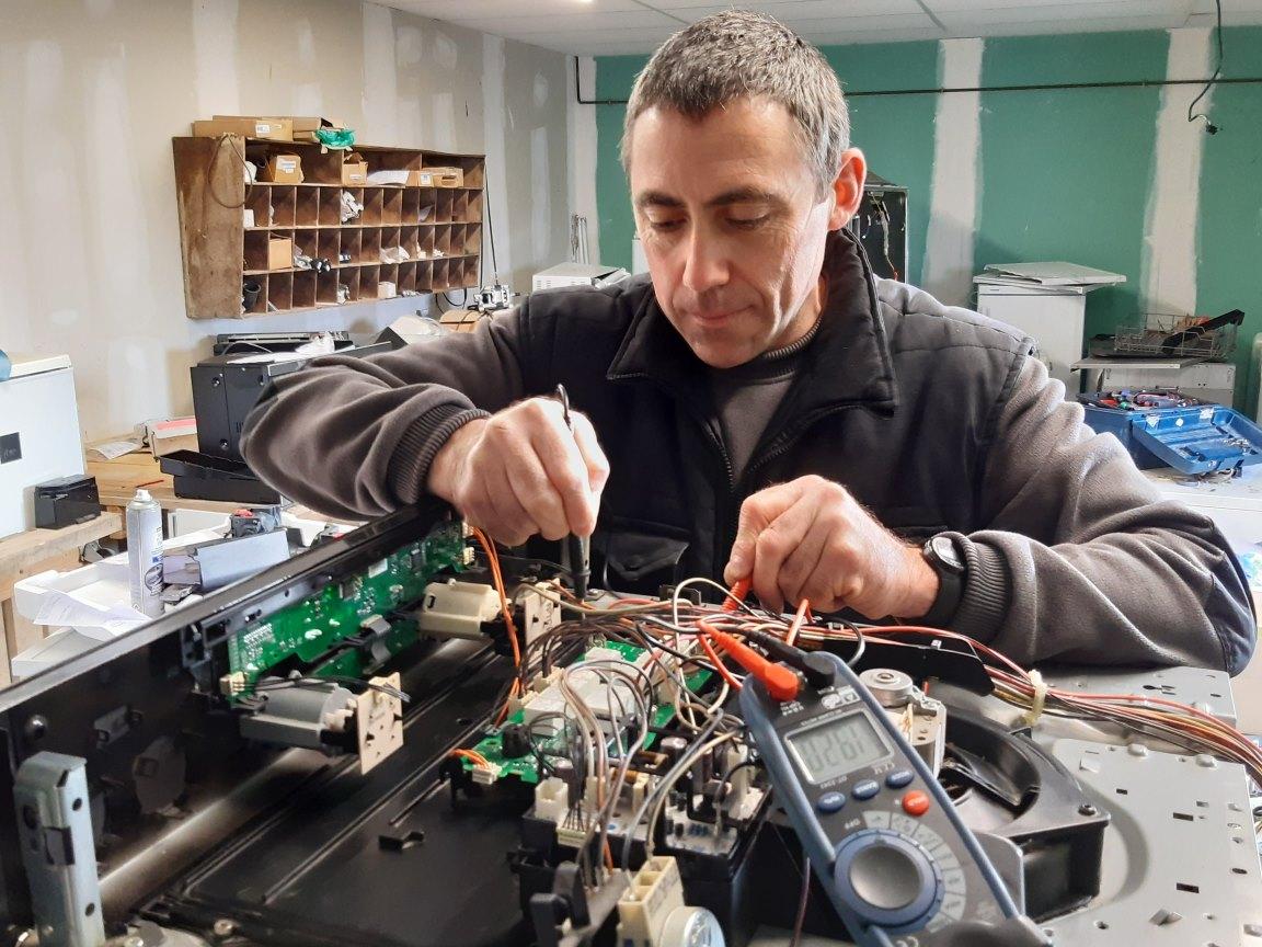 reparation electromenager nivet
